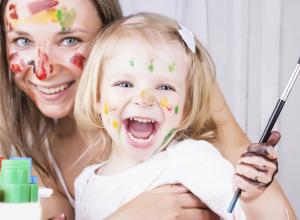 Дневник молодой мамы. Творческая личность