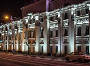 Воронежские власти нашли подрядчиков на подсветку зданий в центре города