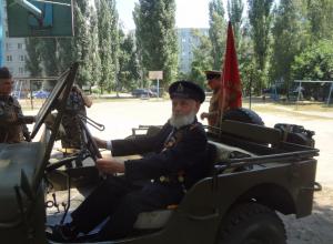 Военному врачу, который освобождал Воронеж от фашистов, исполнилось 100 лет
