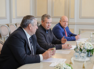 Глава «ТНС энерго» Аржанов сказал, что не бросит воронежский «Факел»