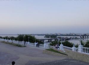 В центре Воронежа власти организуют две видовые площадки