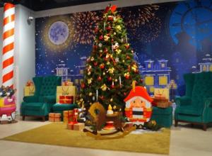 В ЦУМе Щелкунчик приготовил воронежцам новогоднюю сказку