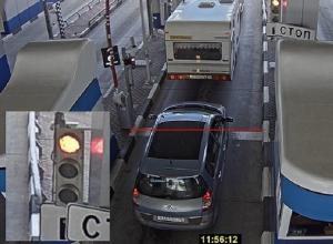 На пункте оплаты М4 под Воронежем стали штрафовать «водителей - зайцев»