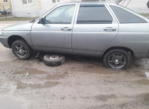 Воронежских автомобилистов предупредили о яме-убийце на Левом берегу