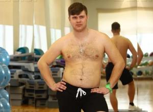 Любитель фаст-фуда Дмитрий Минаков покидает проект «Сбросить лишнее»