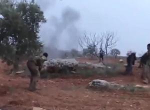 Опубликовано видео последнего боя погибшего в Сирии летчика из Воронежа