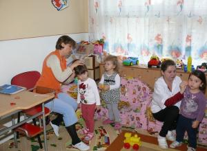 Из-за угрозы здоровью детей в Воронеже закрыли детский сад