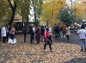 Елена Летучая заявила, что гордится воронежцами, убравшими больницу