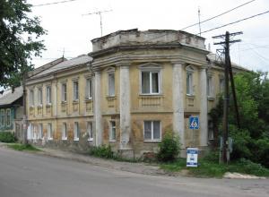 Экстремальная улица Коммунаров в Воронеже до сих пор помнит свое «жандармское» прошлое