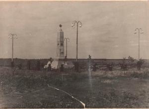 Первый памятник Славы на Задонском шоссе показали воронежцам на фото