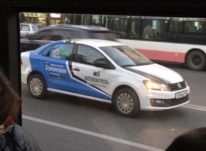 Фотоконтроль платных парковок сравнили с установщиками треног в Воронеже