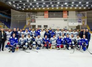 В матче ветеранов «Бурана» и «Динамо» в Воронеже победила дружба