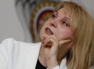 Глава ЦИК поспешила списать «хвосты» Алексею Гордееву