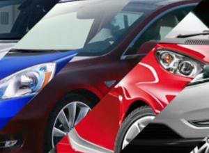 Названы любимые цвета автомобилей среди воронежцев