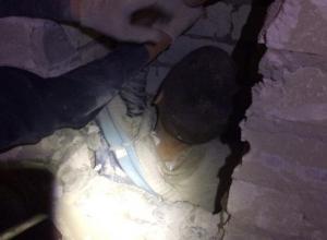 В Воронеже чудом спасли мужчину, провалившегося в вентиляционную шахту