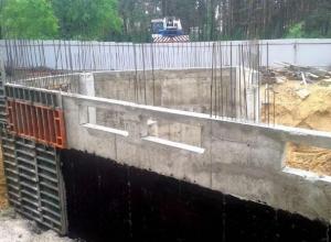 В Воронеже на строительстве лыжной базы нашли опасные нарушения