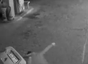 Жестокая драка на воронежской заправке попала на видео