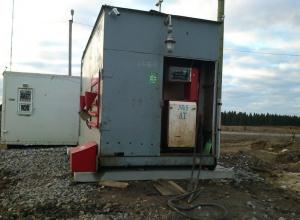 На АЗС под Воронежем торговали опасным бензином