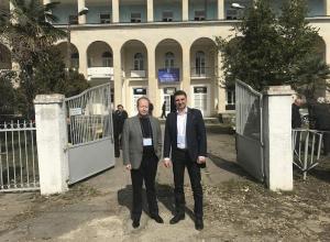 Бывший «серый кардинал» воронежского правительства проверил выборы в Абхазии
