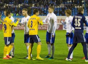 «Факел» на своем поле проиграл клубу, который добирался до Воронежа за свой счет