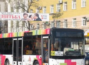 Маршрутка сбила несовершеннолетнюю девушку на переходе в Воронеже