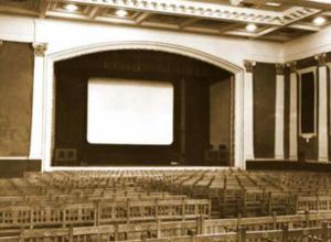 Кинозал «Спартака» в 50-е годы показали воронежцам