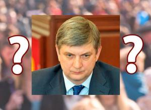 Александр Гусев увернулся от вопроса о причинах изменения его точки зрения на выборы мэра Воронежа