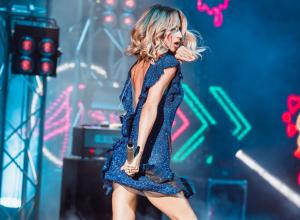Похудевшая и невероятно сексуальная Светлана Лобода устроила в Воронеже фантастическое шоу