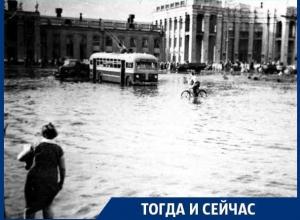 Как природа испытывала Воронеж на прочность