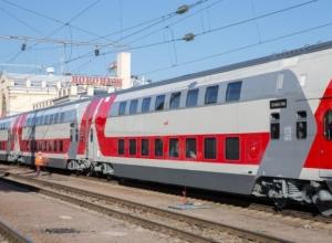 Поезда из Воронежа в Москву станут быстрее
