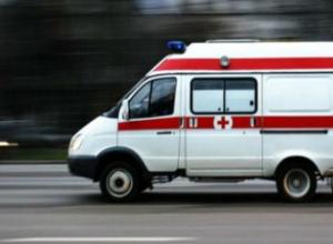 В Воронеже двое подростков пострадали в ДТП со скутером