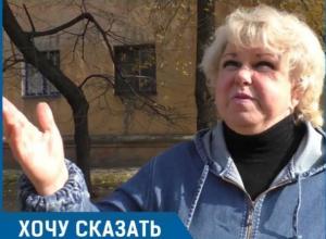 Мы готовы устроить пикет у приемной президента России! – жительница Воронежа Елена Васнева