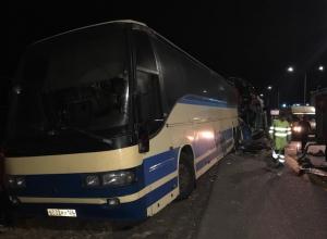 Водитель автобуса рассказал о ДТП с пятью погибшими под Воронежем