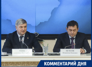 Нетёсов подвёл Гусева со стартом предвыборной кампании