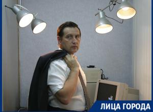 Осенью Воронеж горит и затягивает, - Михаил Фёдоров