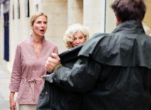 Разгуливавший возле школы онанист - ее выпускник, – воронежцы