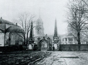 Кладбище на месте «Юбилейного» удивило воронежцев