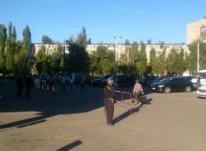 Здания Воронежа минировали «несколько голосов»