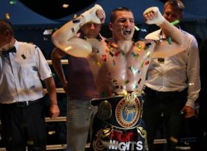 На боксерском турнире в Воронеже выступит один из лучших тяжеловесов России