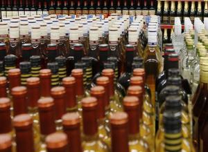 В Воронеже 10 тыс бутылок алкоголя ушли с молотка по 8-кратной цене
