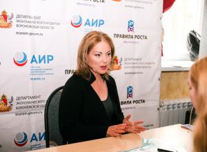 Ольга Будина оценила идеи воронежских инноваторов