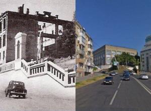 Полюбоваться городской стариной воронежцы могут в верхней части улицы Степана Разина