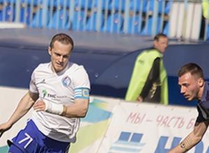 Воронежский «Факел» всухую проиграл красноярскому «Енисею» со счетом 0:3