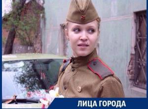 Погружаясь в воспоминания, ветераны плачут, - лидер воронежских волонтеров Анна Маслова