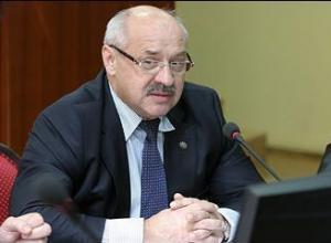 Глава департамента экономразвития Воронежской области Букреев может пойдет работать в ВГУ
