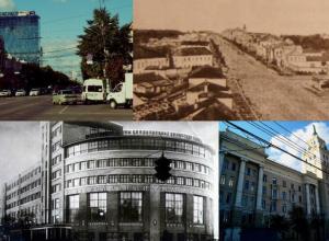 Большая Дворянская или проспект Революции: что происходило с главной магистралью Воронежа