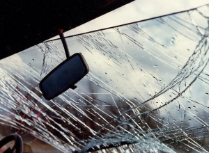 Воронежцы рассказали о пьяной автоледи, протаранившей десяток машин