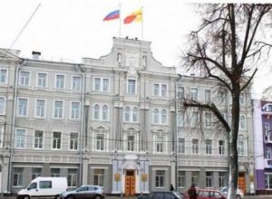 В мэрии в отставку ушел третий представитель строительного клана Воронежа