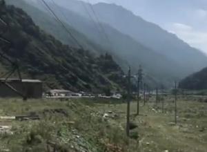 Об ужасах российско-грузинской границы предупредил автомобилистов воронежец