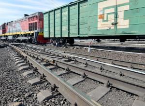 В Воронежской области открыто движение поездов в обход Украины